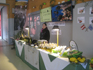Unser Messestand in Wieselburg